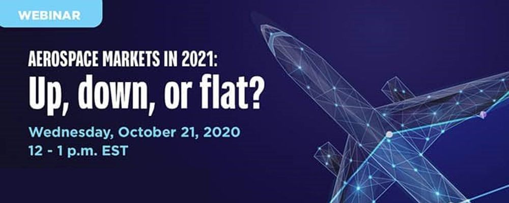aerospace markets in 2021
